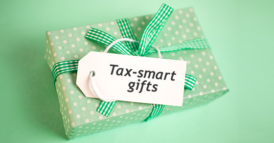 tax smart gifts