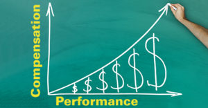Pay-for-performance compensation has its ups and downs